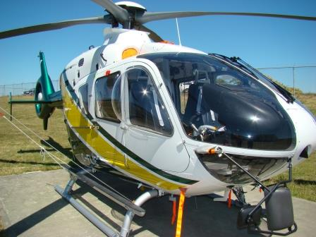 EC 135 H135 Vertical Reference Window