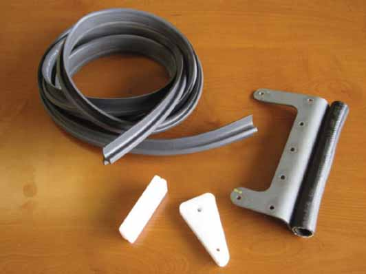 Bell 205/212 door modification kit